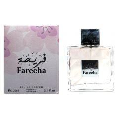 Fareeha EAU DE PARFUM Natural Spray perfume fragrance for her 100ml