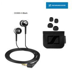 Sennheiser CX 300-II Precision In-Ear Headphones Stereotype/Enhanced Bass/Sennheiser Earphones