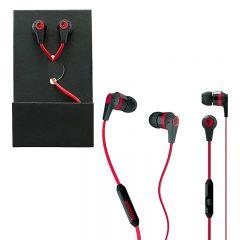 Skullcandy Ando In-Ear Headphone Earphone Headset For Lenovo Red