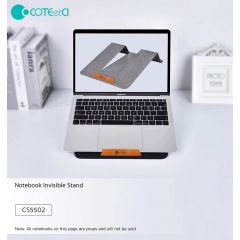Coteetci CS5502 NoteBook Invisible Adjustable Stand