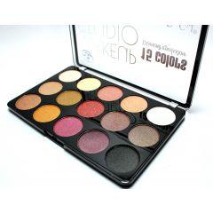 DoDo Girl Makeup studio Professional 15 colors diamond Eyeshadow