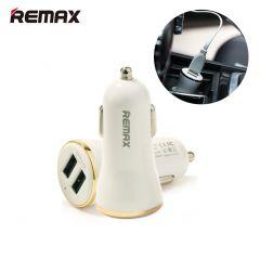 Genuine Remax DOLFIN RCC-206 2.4A Dual Port Car Charger