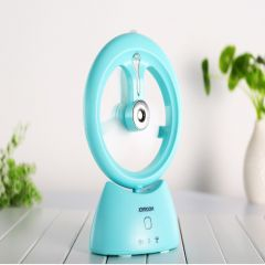 JOYROOM JR- F101 Rechargeable Humidifier + Electronic Rechargeable Fan with Touch Control Panel