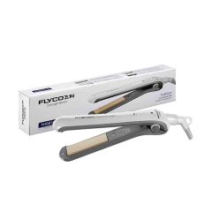 FLYCO Hair Straightener FH6810 (25 W) Golden Aluminium Floating