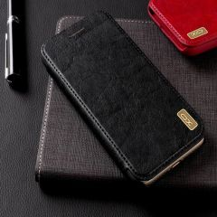 XO Elegant Design Leather Flip Case Cover With Card Slot For iPhone 7 7Plus