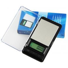 Mini Balance Pocket Digital Weight Scales Electronic Jewelry Scale With Backlight, 200g X 0.01g