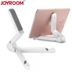 JOYROOM ZS120 Universal Foldable Adjustable Holder Stand for Tablet Mobile