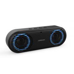 JOYROOM JR-M01S Portable Outdoor Breathing Lamp Bluetooth Speaker - Black