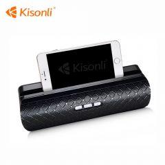 Kisonli M6 High quality wireless speaker portable Mobile music mini speaker With FM SD for Car audio