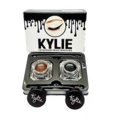 Kylie 2 in 1 Waterproof Prevent Sweat Gel Eyeliner