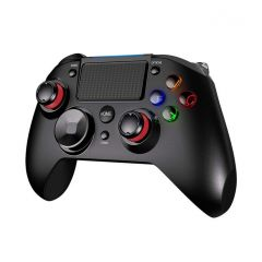 Lucky Fox Wireless Gamepad Pro P4 Series For PlayStation, Android And PC (Black)