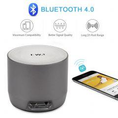 EWA A3 Portable Bluetooth Speakers stereo sound heavy bass