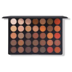 Morphe 350 Palette 35 Color Eyeshadow Palette Earth Warm Color Shimmer Matte Eye Shadow Cosmetic Beauty Makeup Set