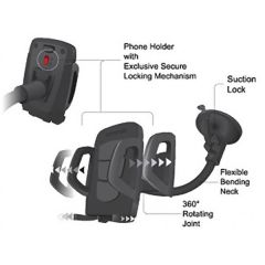 Universal Car Mount Holder For Smart Phones