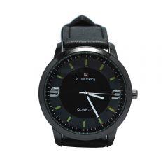 Naviforce Men's Black Dial High Quality Watch