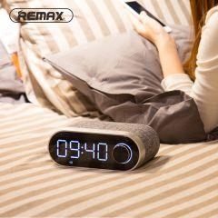 REMAX RB-M26 Bluetooth Speaker With Alarm Clock