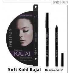 Swiss Beauty Soft Kohl Kajal Eyeliner Pencil SB-E1