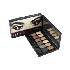 Huda Beauty Textured Eye Shadow Palette Rose Gold Edition #03