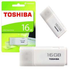 Toshiba 16GB USB 2.0 TransMemory USB Flash Drive Pendrive (White)