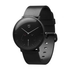 Xiaomi Mijia SYB01 Quartz Watch Two Dial Intelligent Vibration Reminder Fitness Tracker Smart Watch - Black