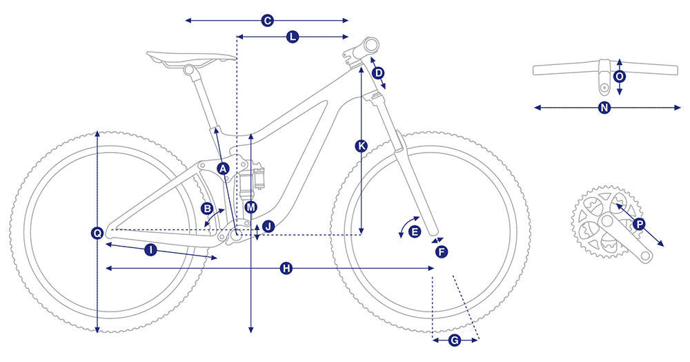 SIZING GUIDE AND GEOMETRY