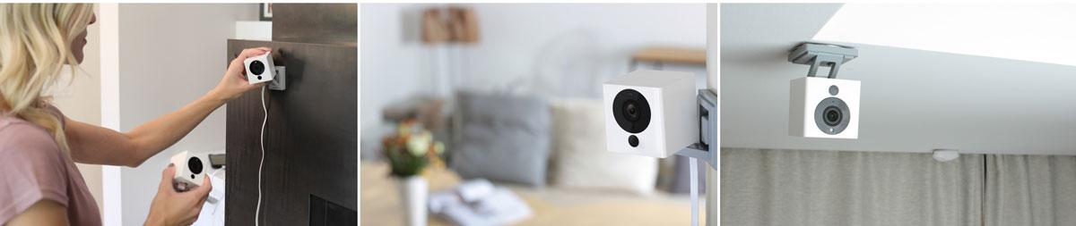 WYZECAM Security Camera