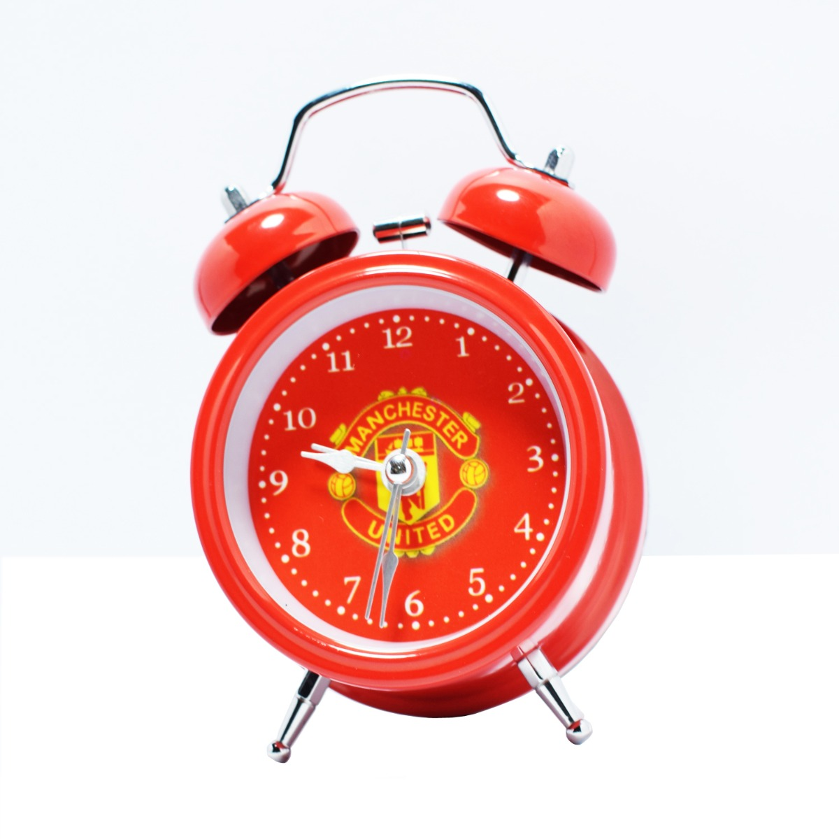 Manchester United Table Watch Alarm Clock